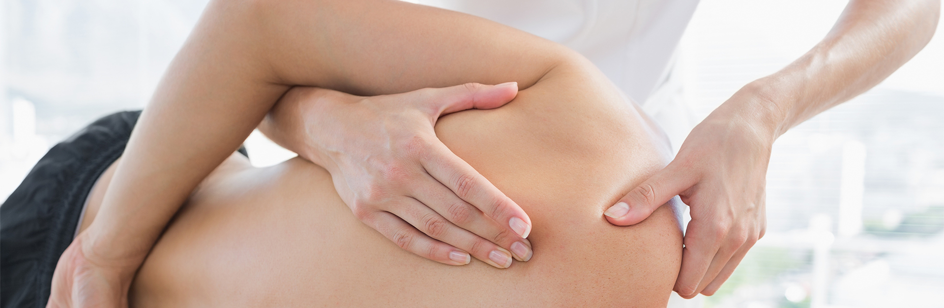 Manuelle Therapie -